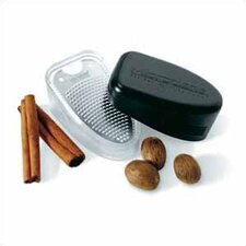 Specialty Nutmeg Grater and Shaker in Black