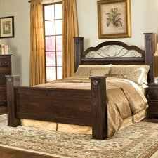 Sorrento Panel Bedroom Collection