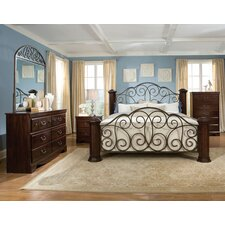 Fall River Panel Bedroom Collection