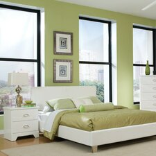 Meridian Platform Bedroom Collection