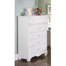 Diana 5-Drawer Chest