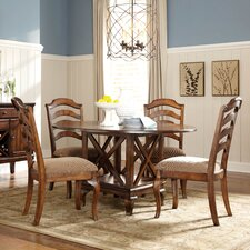 Crossroads 5 Piece Dining Set