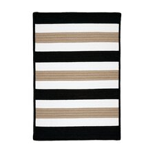 Portico Sharp Black Rug