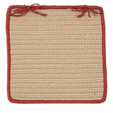 Boat House Chair Pad (Set of 4)