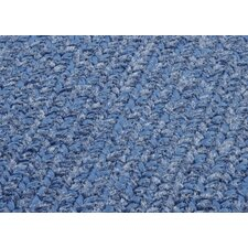 Simple Chenille Petal Blue Sample Swatch