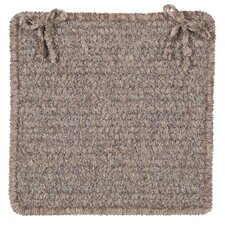 Texture Woven Chair Pad (Set of 4)