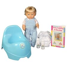 Potty Training in One Day - The Basic System for Boys
