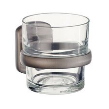 Cabin Holder with Glass Tumbler