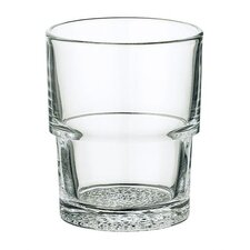 Xtra Spare Clear Glass Tumbler
