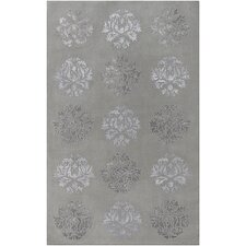 Tamira Light Gray/Silver Rug
