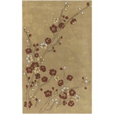 Tamira Tan/Cream Rug