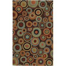 Dazzle Brown Rug