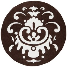 Playground Chocolate Kids Rug