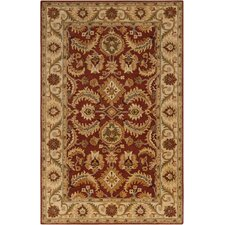 Ancient Treasures Golden Brown Rug