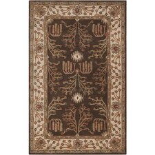 Bungalo Dark Brown Rug