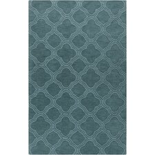 Mystique Teal Green Rug