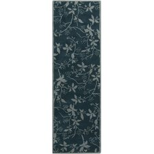 Chapman Lane Teal Green/Blue Haze Rug