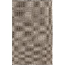 Ravena Dark Brown/Oatmeal Rug