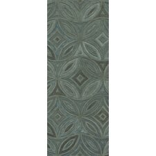 Perspective Laurel Green/Slate Gray Rug