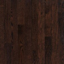 "Kingsford Strip 2-1/4"" Solid White Oak Flooring in Kona"