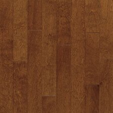 "Metro Classics 5"" Engineered Birch Flooring in Mocha"