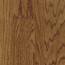 "Fifth Avenue Plank 3"" Engineered Red Oak Flooring in Sable"
