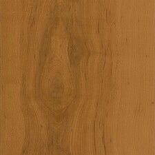 "Luxe Sugar Creek Maple 6"" x 36"" Vinyl Plank in Cinnamon"