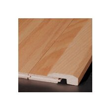 "0.63"" x 2"" Red Oak Threshold in Desert, Natural, Toast"