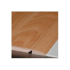 "0.38"" x 1.5"" Red Oak Reducer in Large Crimson"