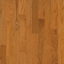 "Yorkshire Plank 3-1/4"" Solid White Oak Flooring in Canyon"