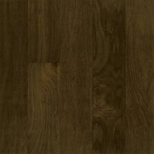 "Performance Plus 5"" Acrylic-Infused Engineered Walnut Flooring in Deep Twilight"
