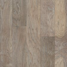 "Performance Plus 5"" Acrylic-Infused Engineered Walnut Flooring in Shell White"