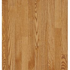 SAMPLE - Dundee™ Plank Solid White Oak in Spice