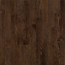 SAMPLE - Dundee™ Plank Solid White Oak in Mocha