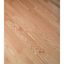 SAMPLE - Fulton™ Low Gloss Strip Solid Red Oak in Natural