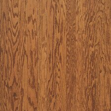 "Turlington 3"" Engineered Oak Flooring in Gunstock"