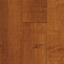 "Kennedale Prestige Plank 3-1/4"" Solid Maple Flooring in Cinnamon"