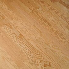 "Sterling Strip 2-1/4"" Solid Red Oak Flooring in Natural"