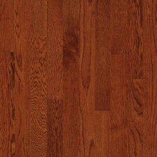 "Waltham 3-1/4"" Solid White Oak Flooring in Whiskey"