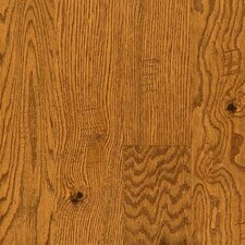 "Legacy Manor 5"" Engineered Oak Flooring in Almond Tone"