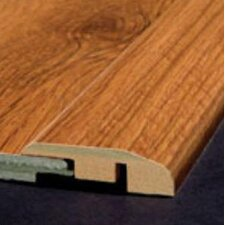 Laminate Reducer Strip with Track in Maple Select