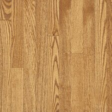"Bristol 2-1/4"" Solid White Oak Flooring in Seashell"