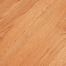 "Fulton Low Gloss Strip 2-1/4"" Solid Red Oak Flooring in Butterscotch"