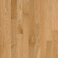 "Natural Choice Strip 2-1/4"" Solid Red Oak Flooring in Natural"