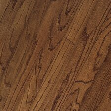 "Springdale Plank 3"" Engineered Red Oak Flooring in Saddle"