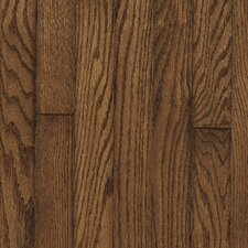 "Ascot Plank 3-1/4"" Solid Oak Flooring in Mink"