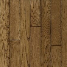 SAMPLE - Ascot Plank Solid Oak in Sable