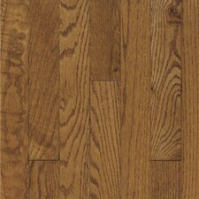SAMPLE - Ascot Plank Solid Oak in Chestnut