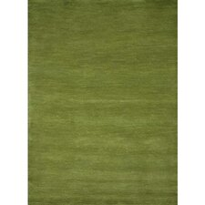 Touchpoint Lime Green Rug