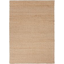 Andes Putty Solid Rug